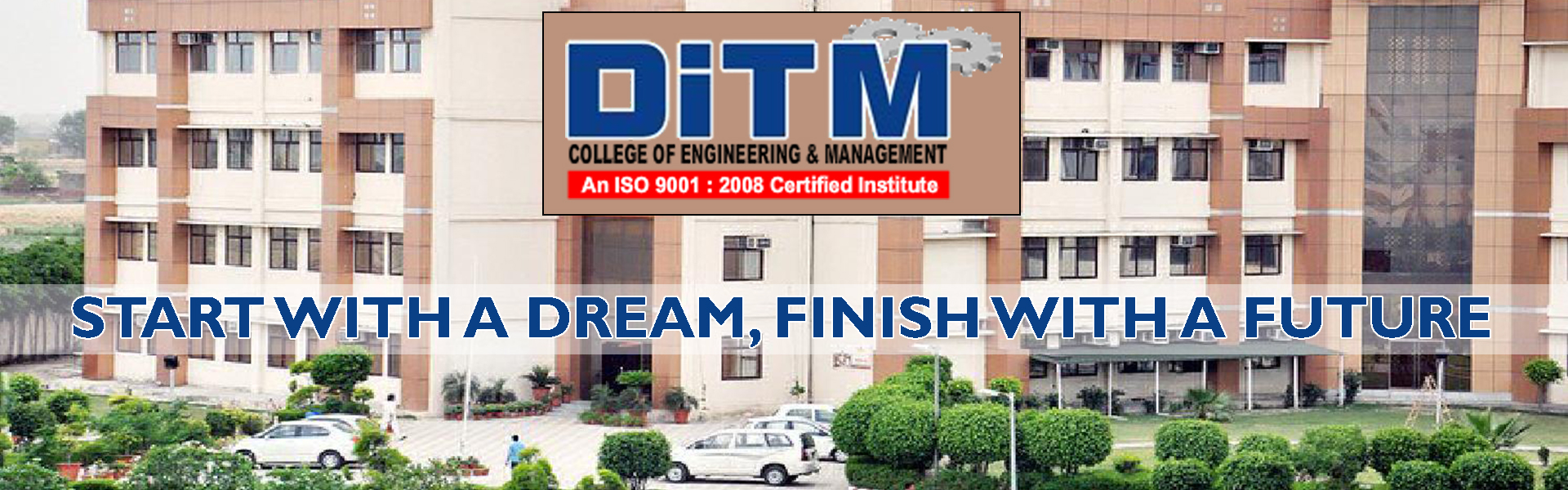DITM College Building