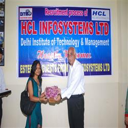 Recruitments by HCL